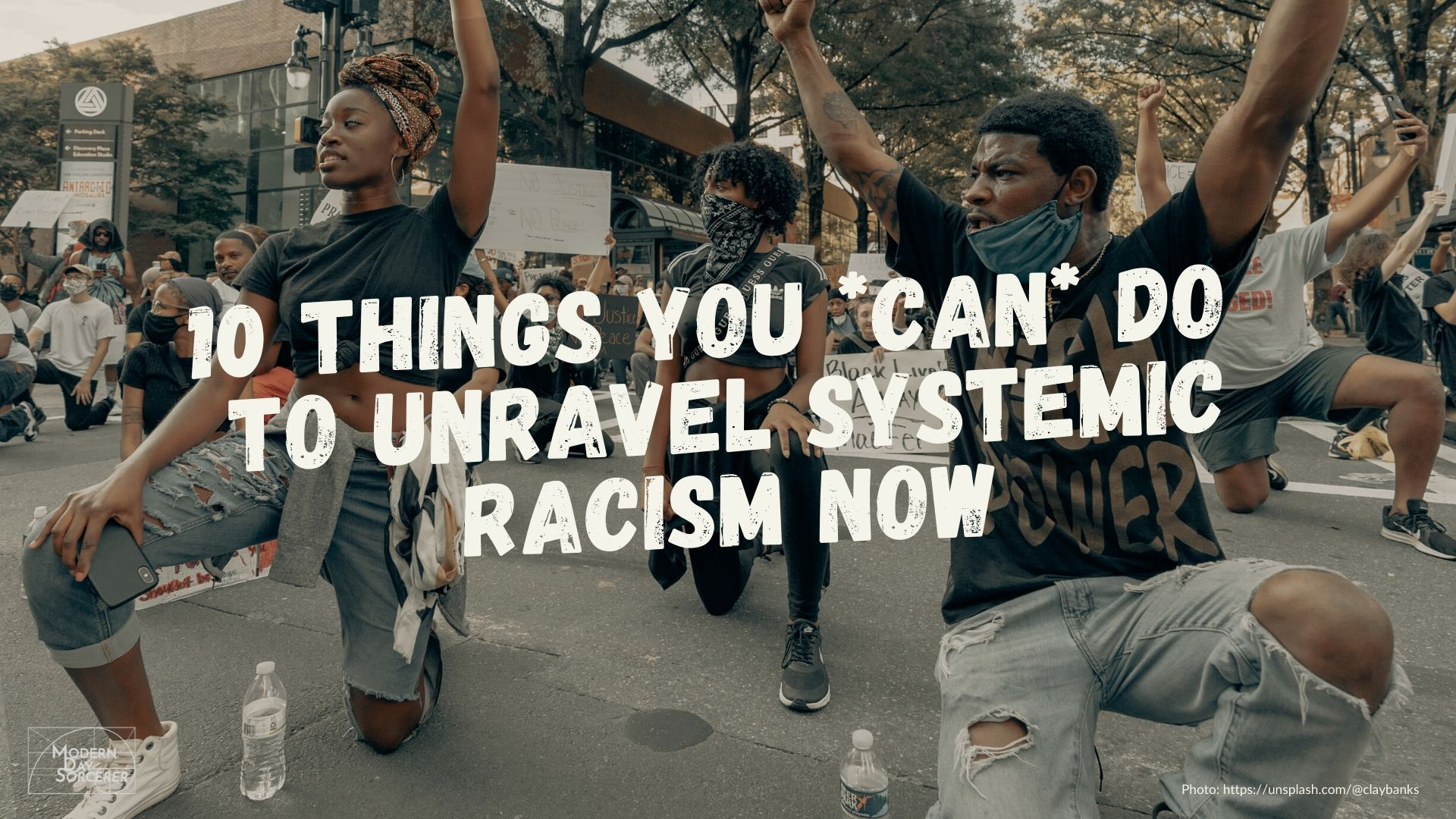 unravel systemic racism